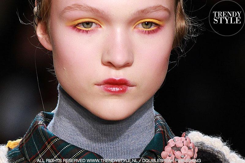 Make-up kleuren trends