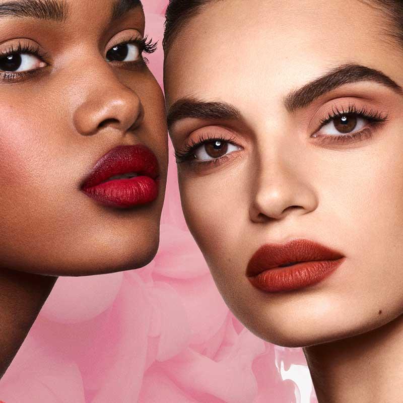 De make-up trends voor lente zomer 2021 volgens MAC Cosmetics