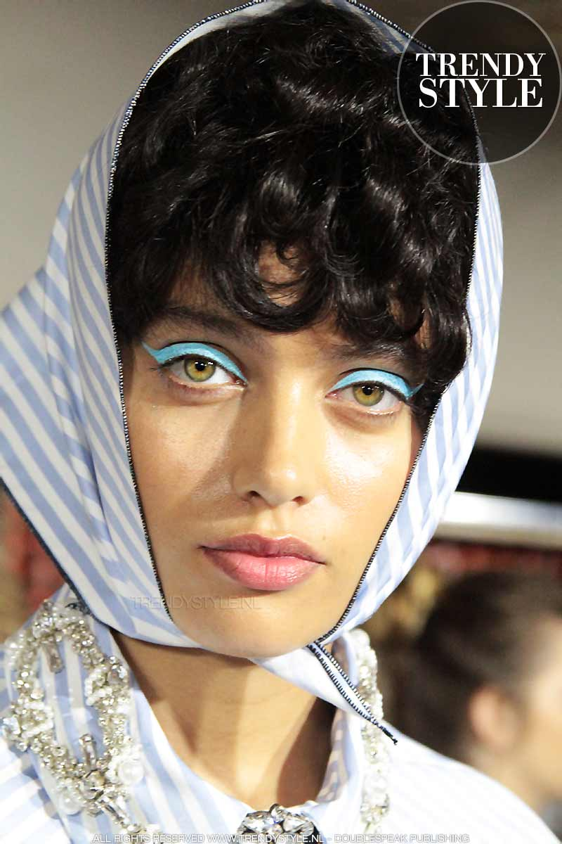 Theatrale make-up
