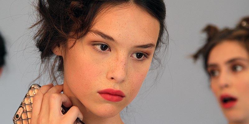 Make-up 2019. Lippenstift