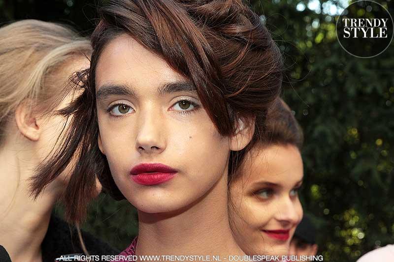 Make-up en lippenstift