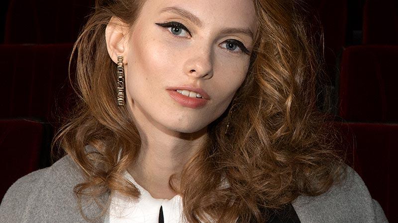 Make-up trends herfst winter 2019 2020. Eyeliner