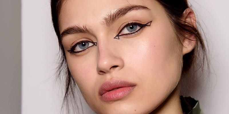 Make-up trends herfst winter 2018 2019. Eyeliner