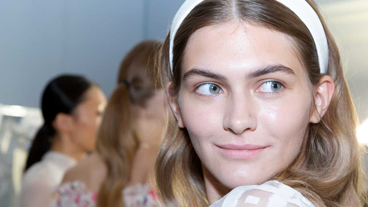 Make-up trends lente zomer 2020. Huid opmaken