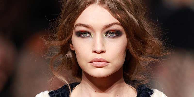 Make-up trends herfst winter 2017 2018