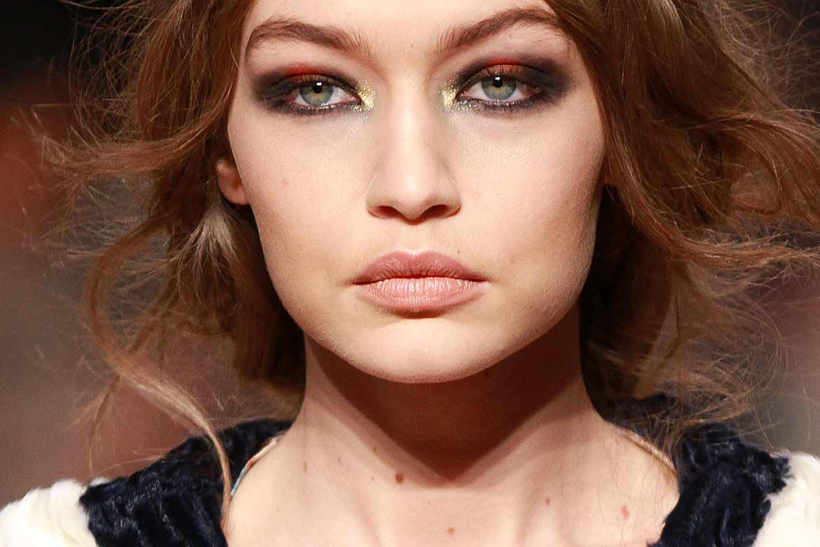 Make-up trends herfst winter 2017 2018