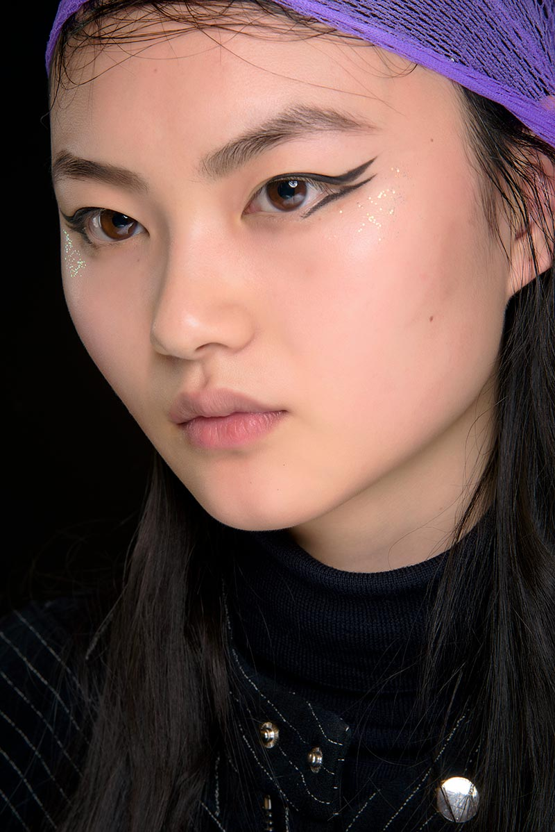 Make-up trends herfst winter 2018 2019