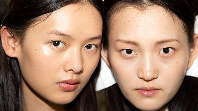 Make-up trends herfst winter 2019 2020. Natuurlijke make-up look