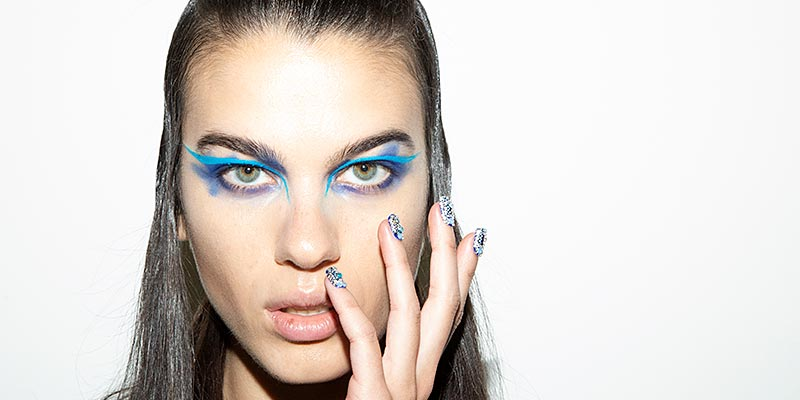 Make-up trends herfst winter 2019 2020