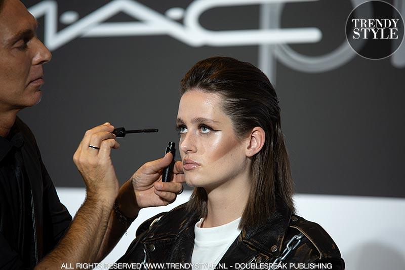 Make-up tips en tricks van Michele Magnani van MAC Cosmetics