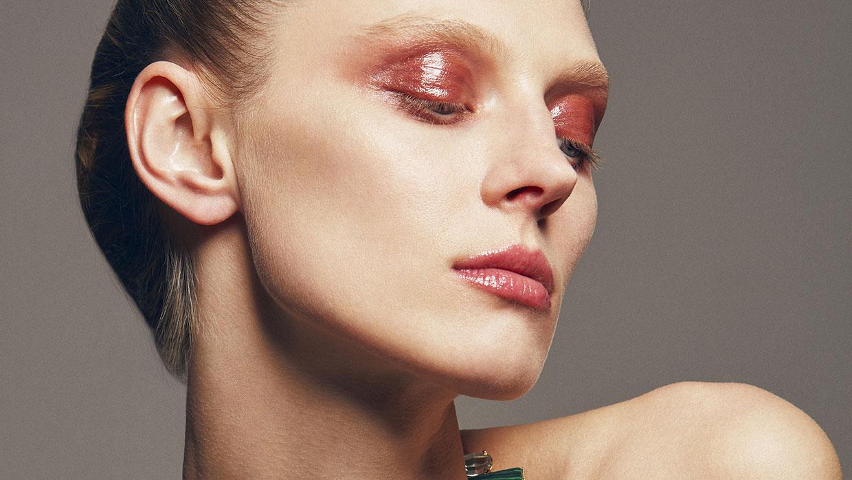 Make-up trends lente zomer 2021. Spelen met texturen