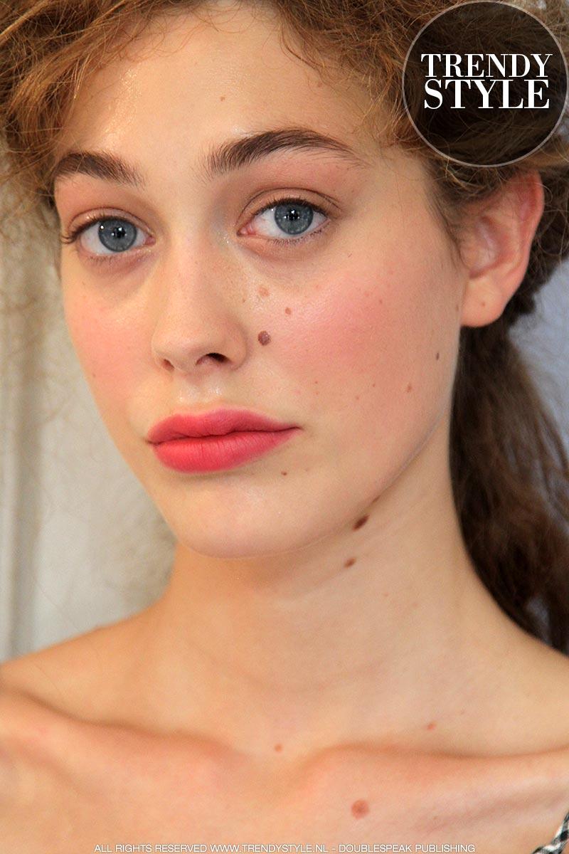Make-up trends lente zomer 2019