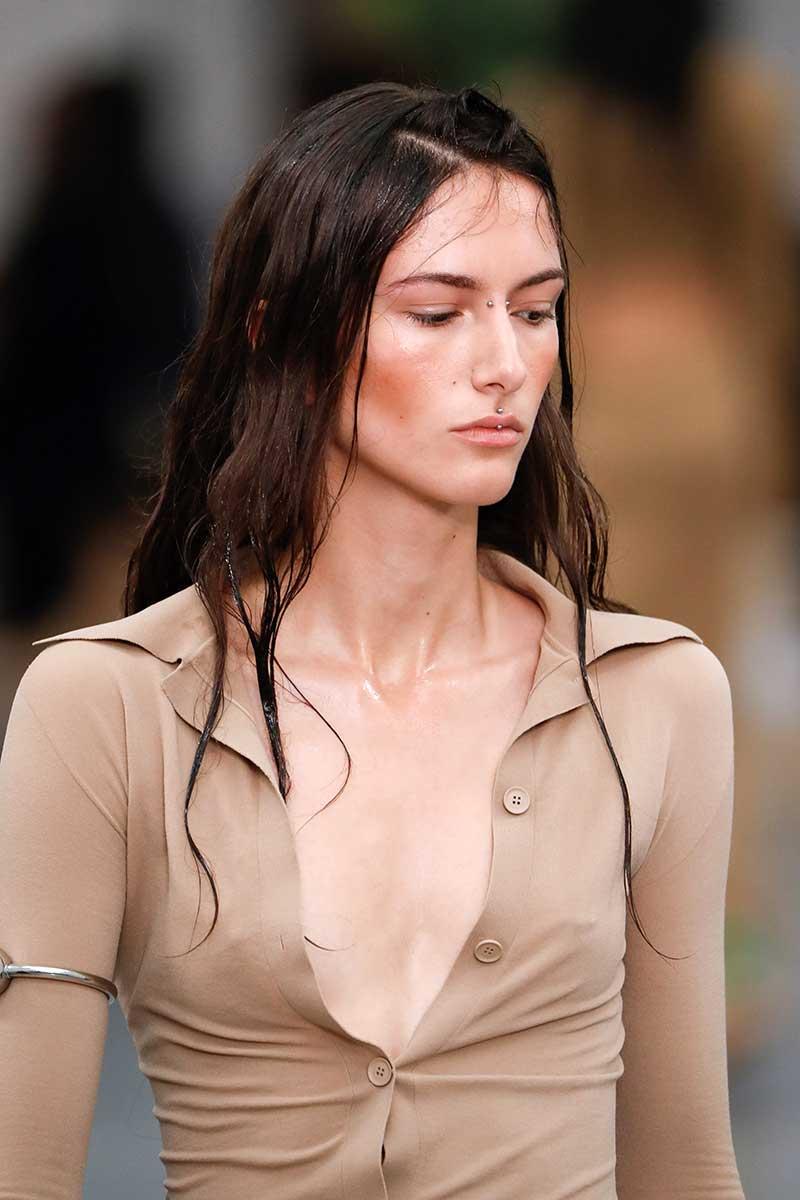 Make-up trends lente 2021. Blush voor een stralende huid