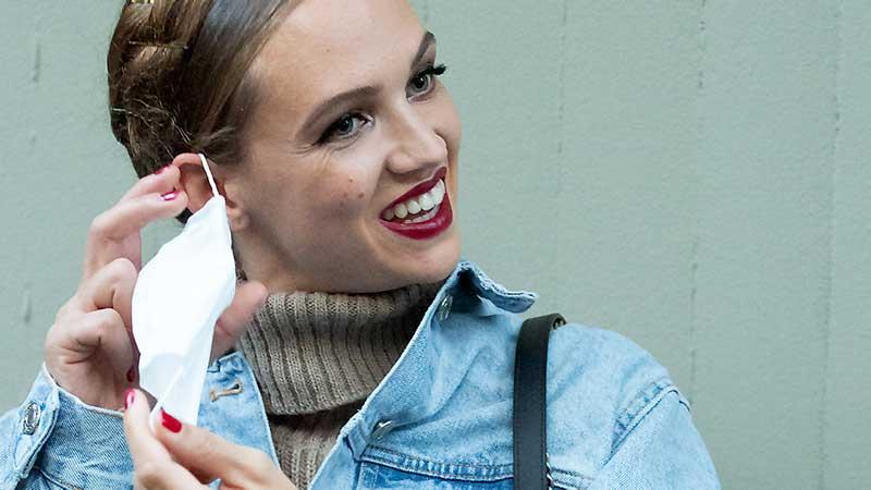 Make-up trends voorjaar 2021. Make-up in tijden van mondkapjes