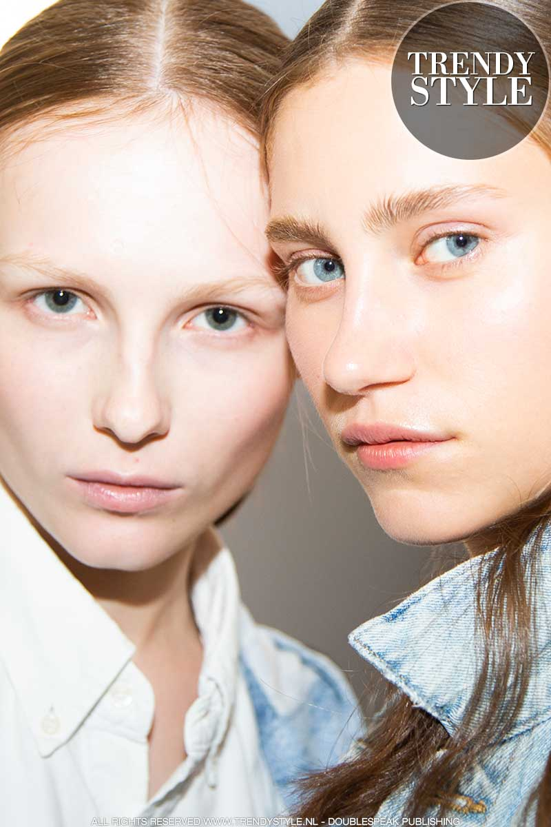 Make-up trends 2020 en anti-aging tips. Je huid in de herfst