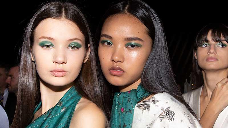 Make-uptrends winter 2020 2021. Deze oogschaduw past bij jouw kleur ogen