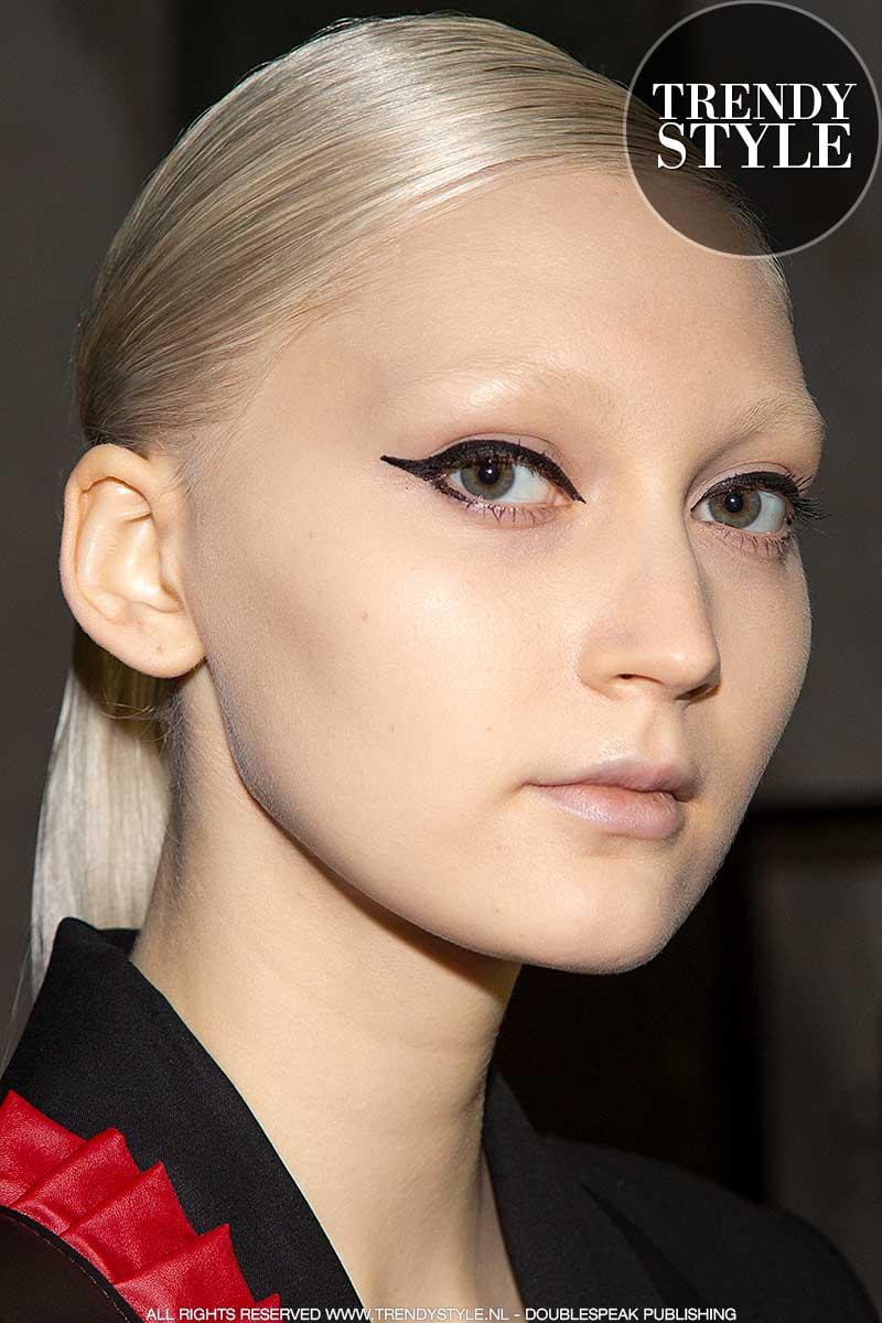 Make-up trends herfst winter 2020. Smokey eyes en eyeliners