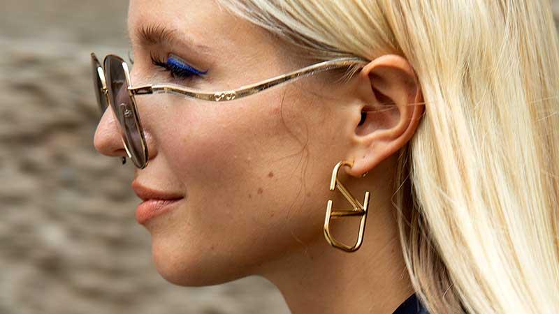 Make-up trends winter 2020. Trend alert: blauw oogpotlood!