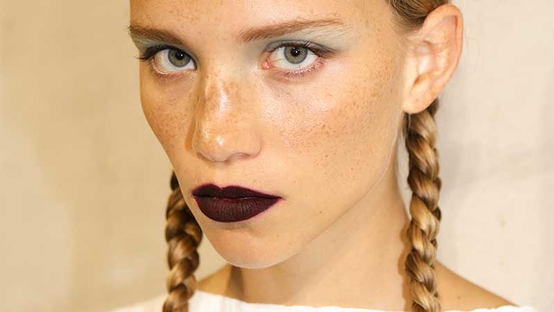 Make-up zomer 2020. Sunkissed huidjes. Blush