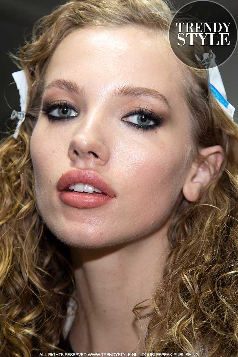 Make-up trends zomer 2020. Smokey eyes (zonder kraaienpootjes)