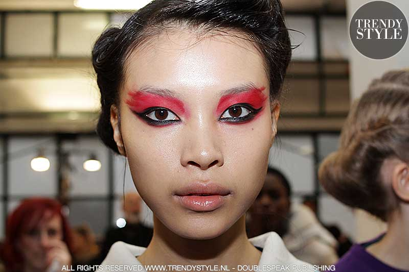 Make-up trends winter 2018 2019