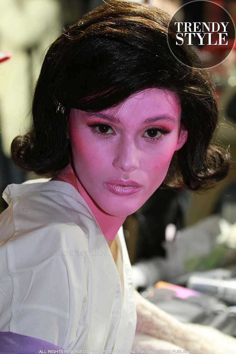 Make-up trends winter 2018 2019
