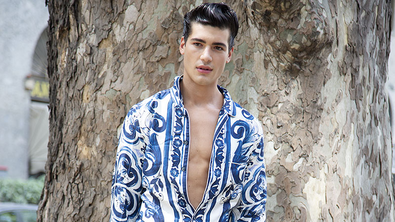 Mannelijke modellen 2019