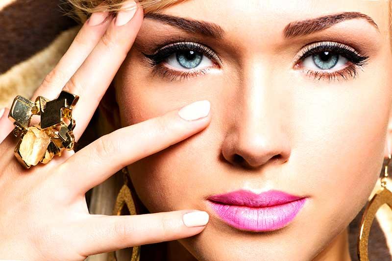 Make-up trends voor lente en zomer 2017