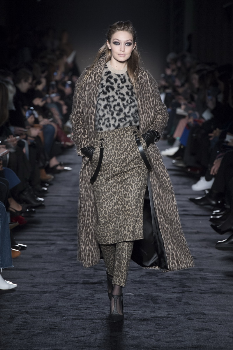 Max Mara herfst winter 2018 2019, photo: courtesy of Max Mara
