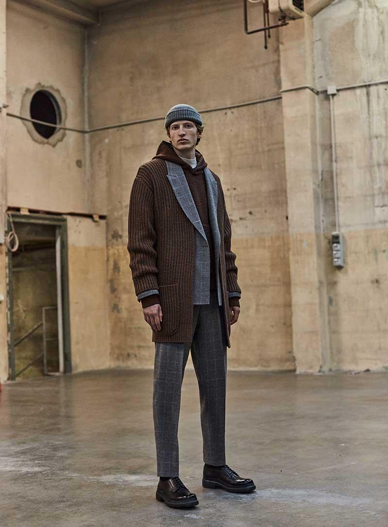 Modetrends winter 2021 2022. De allernieuwste modetrends. Photo: courtesy of Z Zegna