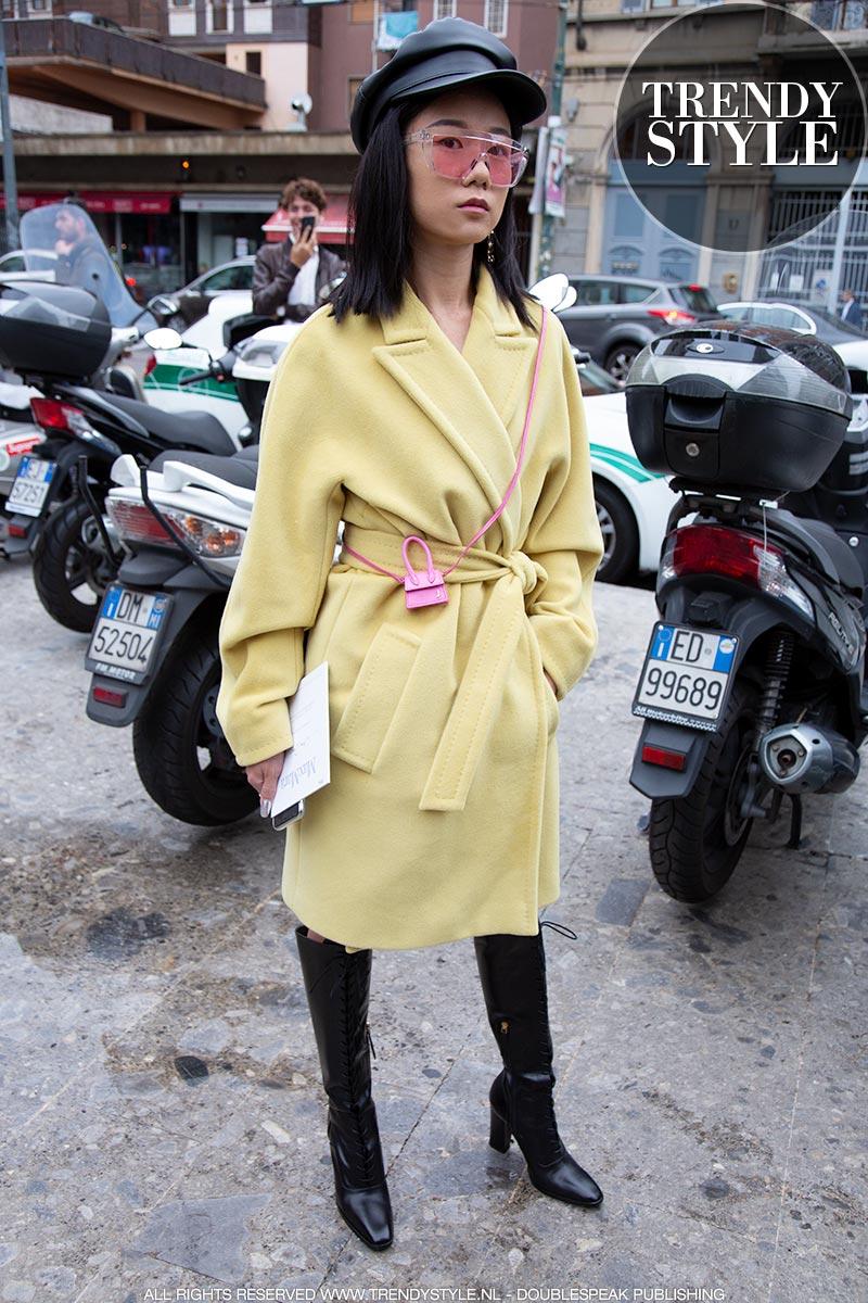 Modetrends winter 2019 2020. Het microtasje!