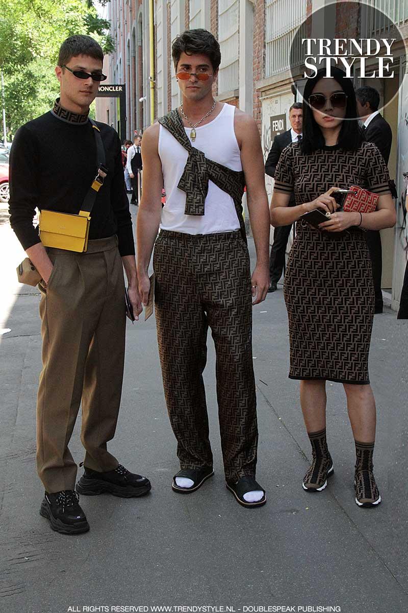 Mode en street wear. Als de mode 'hype' wordt