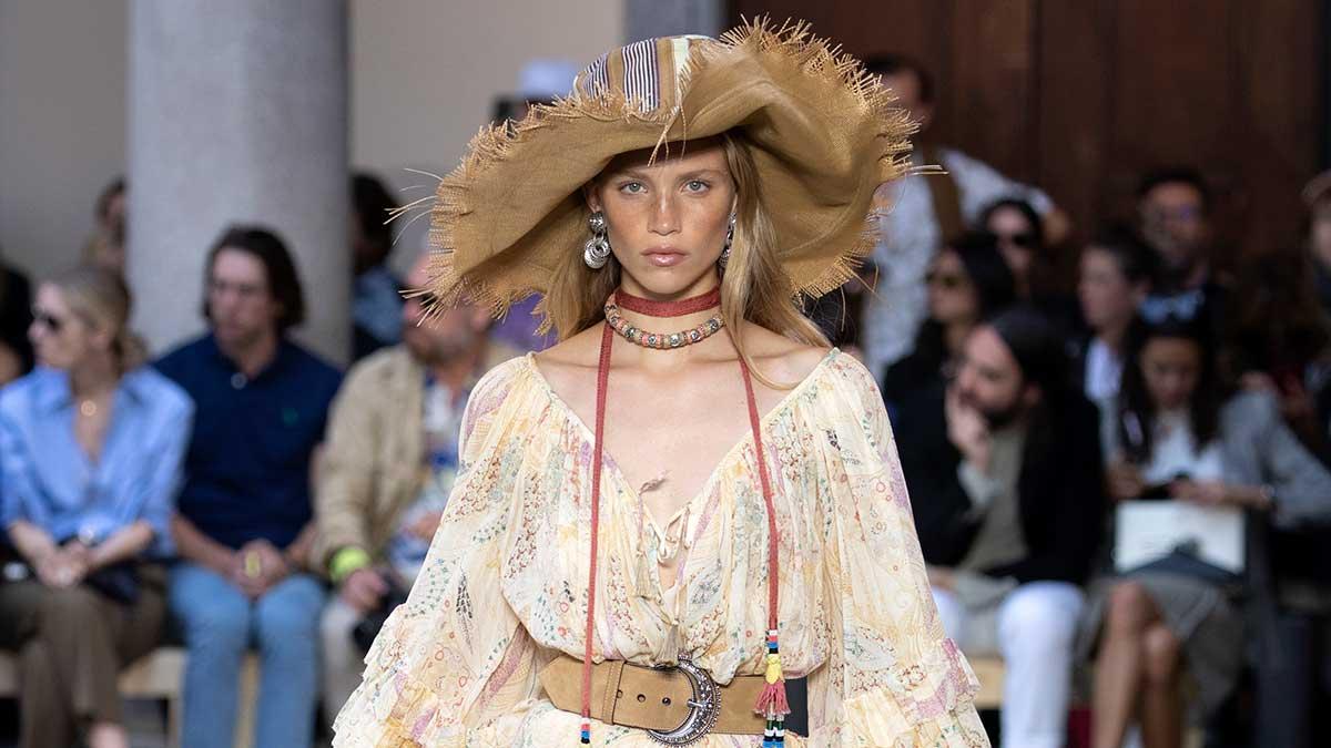 Modetrends lente zomer 2020. Jaren '70 invloeden in de mode