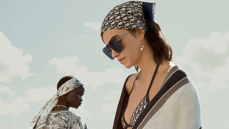 Mode must-have voor zomer 2021. De bandana