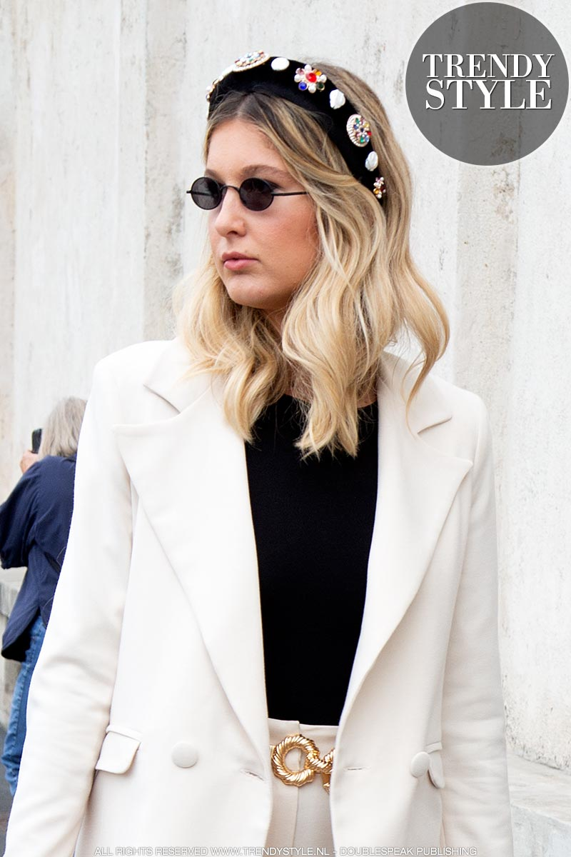 Mode accessoires 2019 2020. De puffy haarband