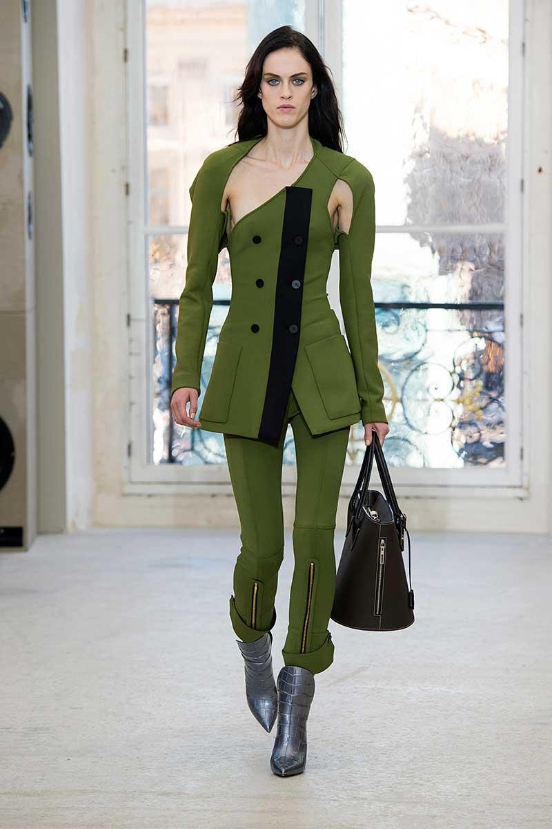 Modekleur groen