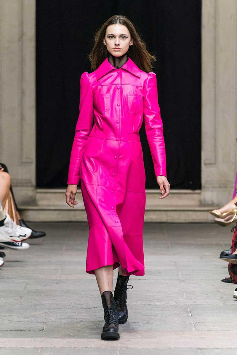 Modetrends voorjaar zomer 2020. Modekleur roze