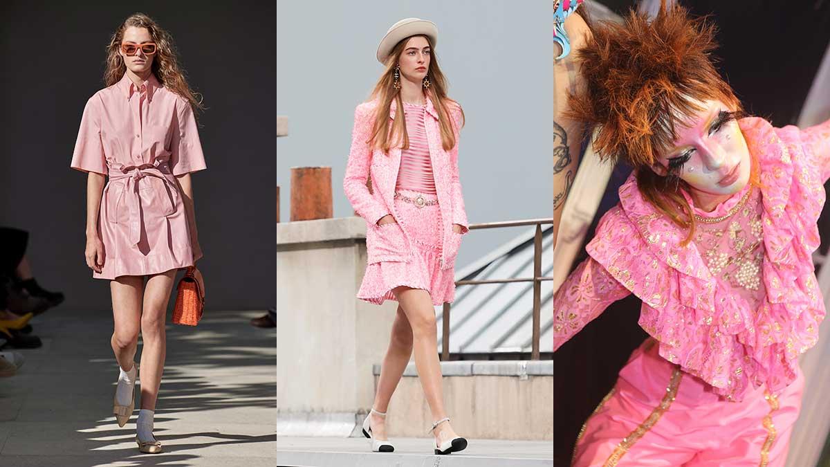 Modekleuren zomer 2020. Zo draag je roze. Kledingtips