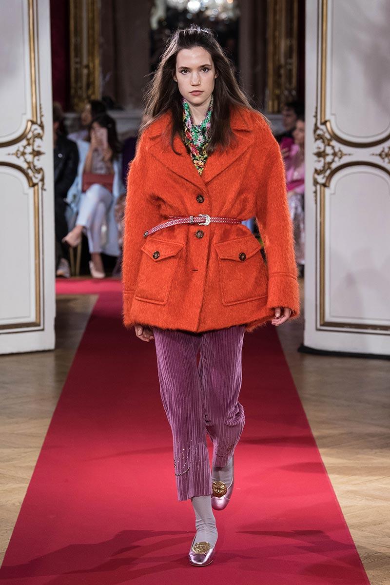 Mode kleuren herfst winter 2018 2019
