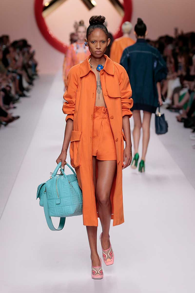De nieuwste modekleuren trends voor lente zomer 2019