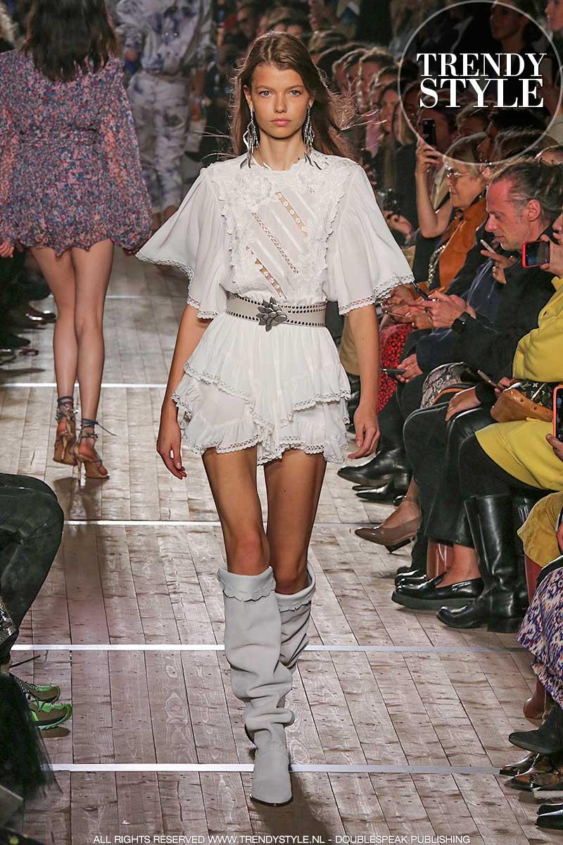 Modetrends lente zomer 2020. 10 Must-haves voor een up-to-date modelook