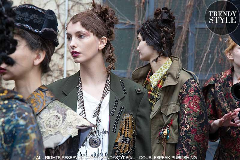Modetrends winter 2020 2021. Modeshow: Antonio Marras