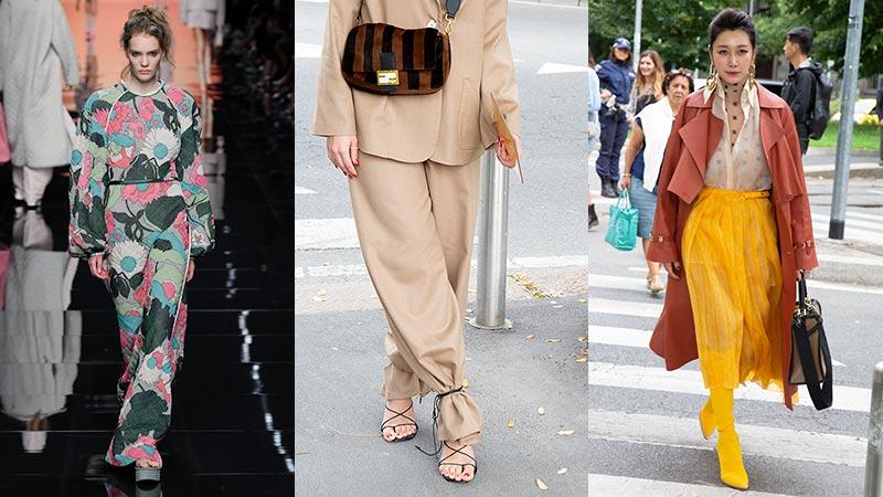 Mode 2020. Welke modetrends blijven? Wat is nieuw?
