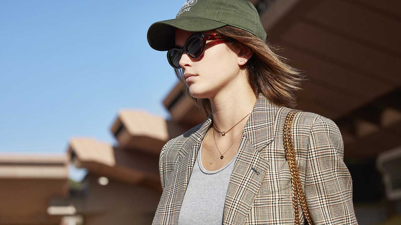 Modetrends 2021. Modecollectie Celine lente zomer 2021
