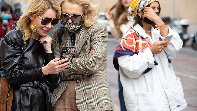 Modetrends 2021. Streetstyle 2021