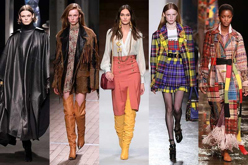 Mode musthaves voor herfst winter 2018 2019