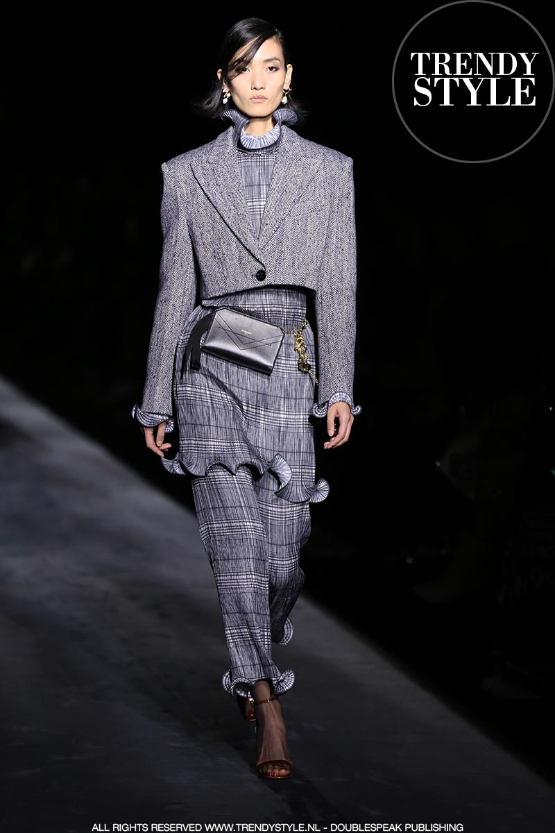 Bourgeois mode trend winter 2019 2020