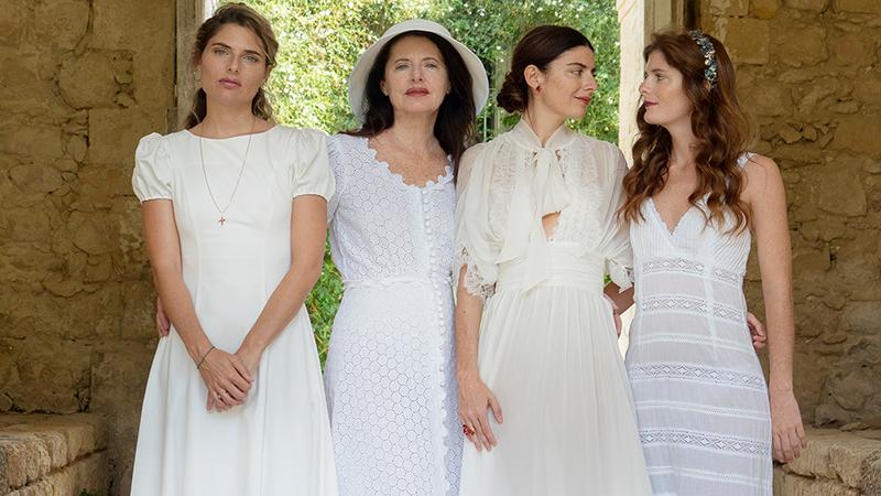 Mode lente zomer 2021. Bruidsjurken trends