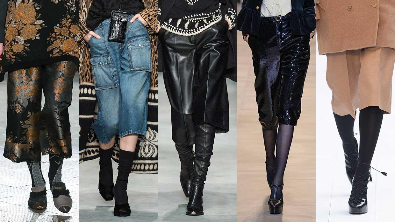 Modetrends winter 2020 2021. Must-have: de culotte-broek