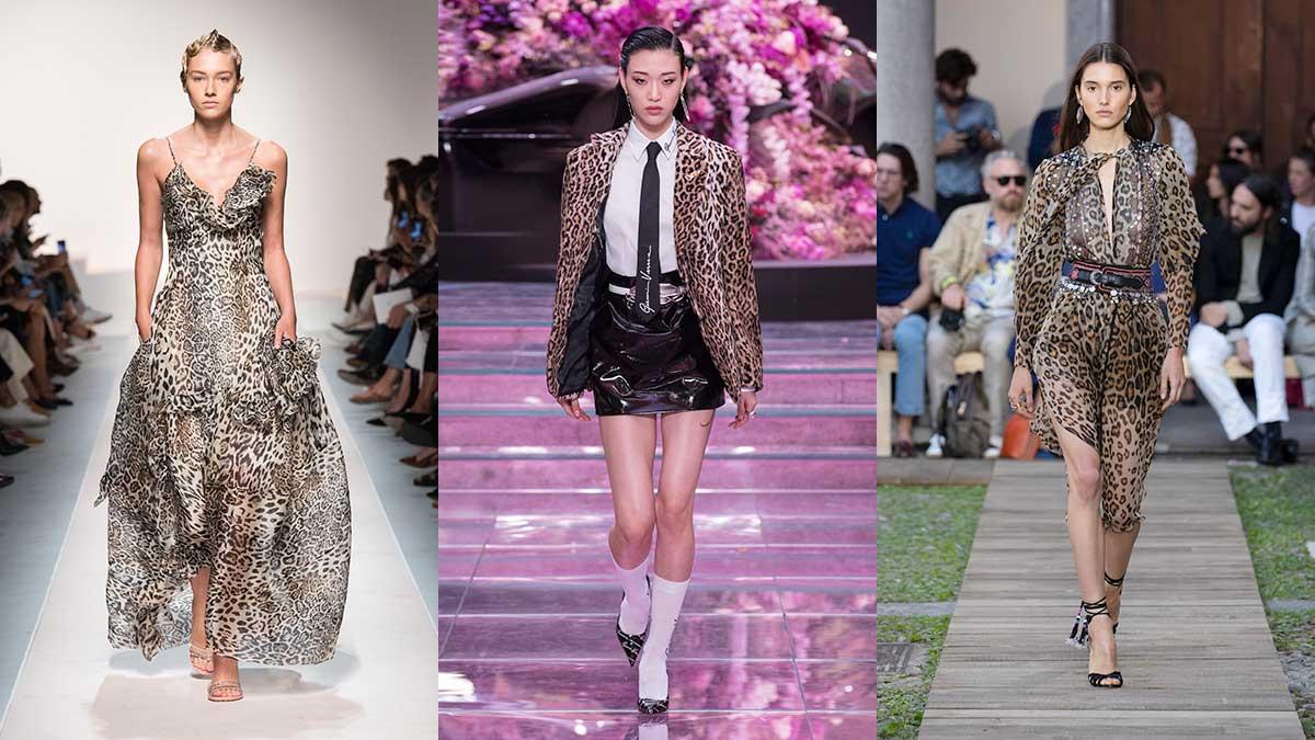 Modetrends lente zomer 2020. Dierenprints. Zo draag je ze deze zomer!